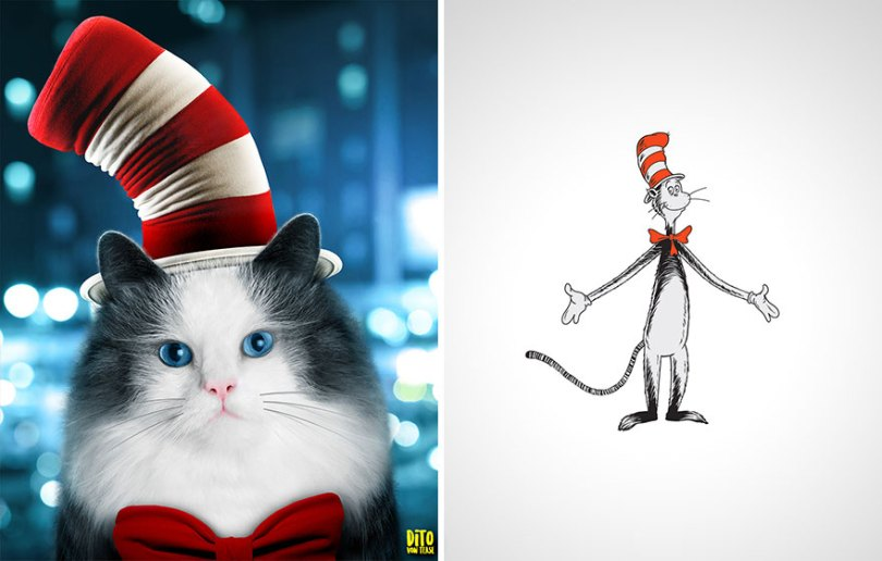 5fc76646659ea How Animals Cartoon Characters Would Look In Real Life 5fbcfc096611c  880 - Imaginação! Como os personagens de desenhos animados seriam na vida real?