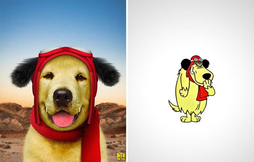 5fc766473d3c0 How Animals Cartoon Characters Would Look In Real Life 5fbcfbf147646  880 - Imaginação! Como os personagens de desenhos animados seriam na vida real?