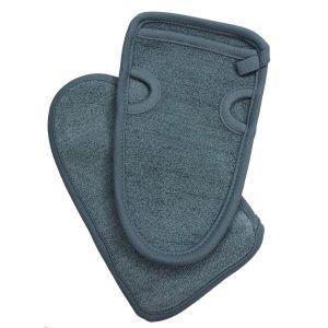 BDR Bamshoo peeling glove grey