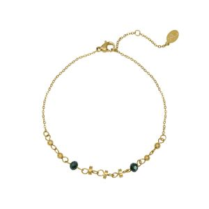 Armband Into the Night Goud