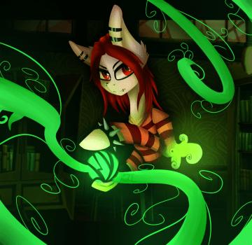 Shannon [V_1] by DarkBluePhantom