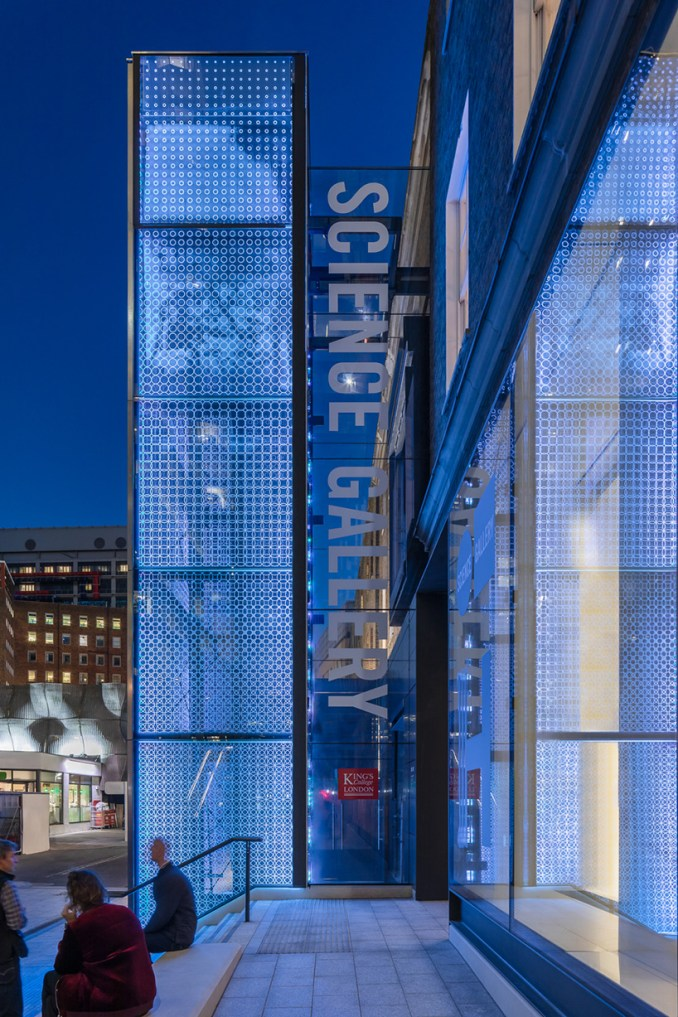 lts architects science gallery designboom