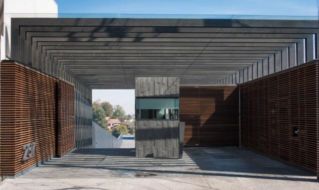 sordo madaleno arquitectos alcazar de toledo residences mexico city designboom