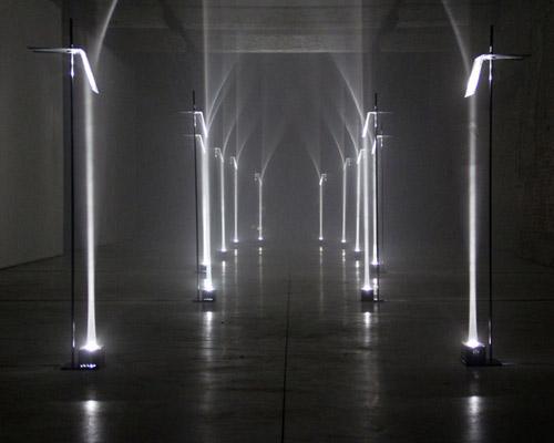troika bent light archway arcades