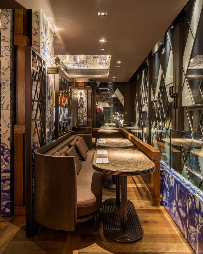 Duck Rice Restaurant In London By Autoban