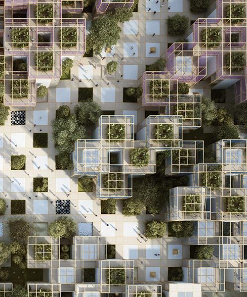 Penda S Modular Thousand Yards Pavilion To Headline 2019