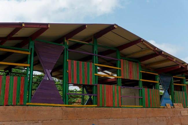 alberto figueroa ghana school