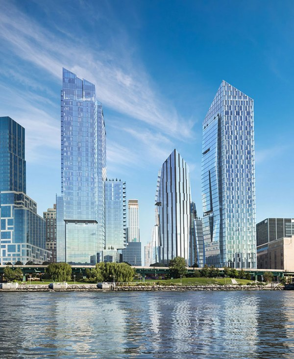 rafael viñoly designs jewel-like residential tower for NY ...