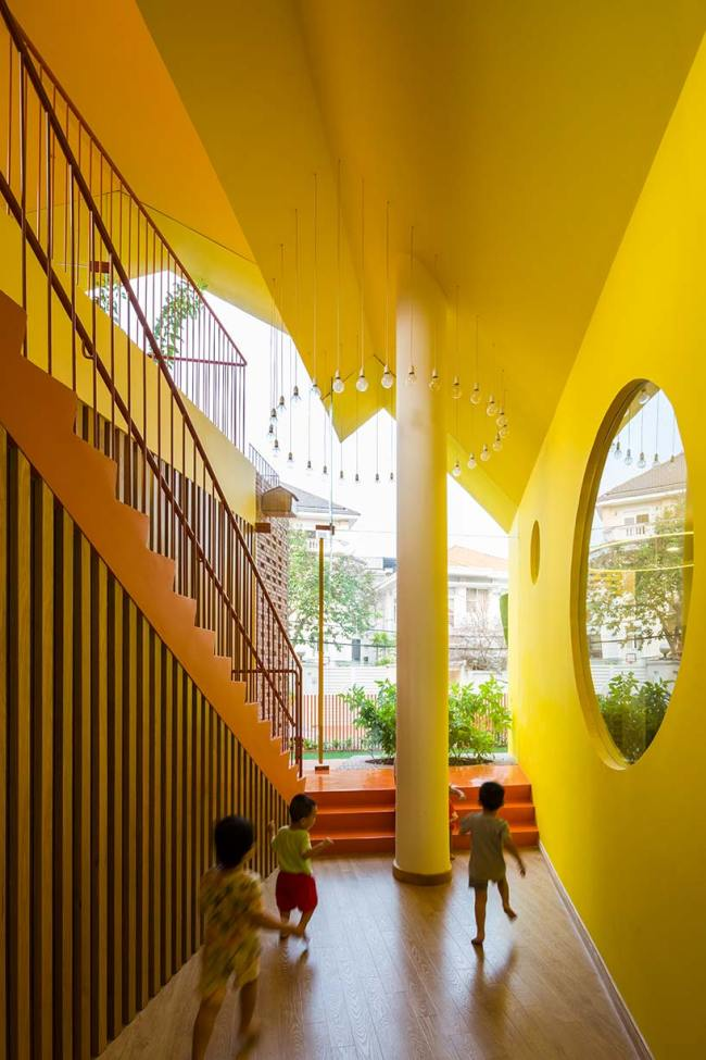 dam-vu kindergarten