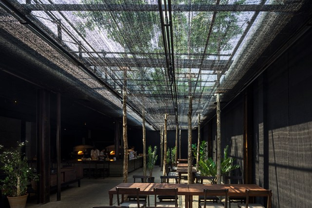 NISHIZAWAARCHITECTS restaurant