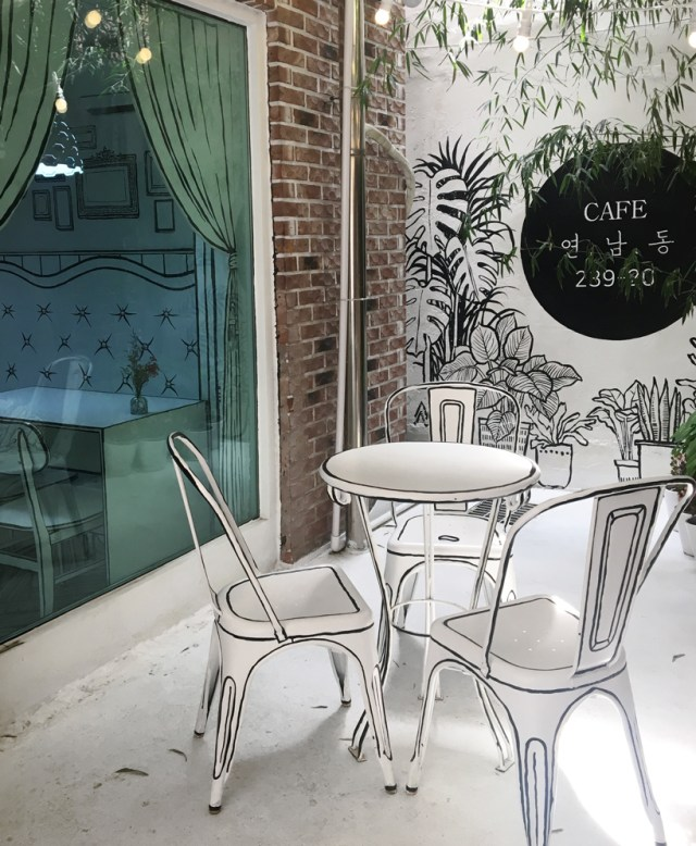 cafe yeonnam-dong