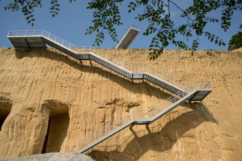 RDVA luikerweg staircase