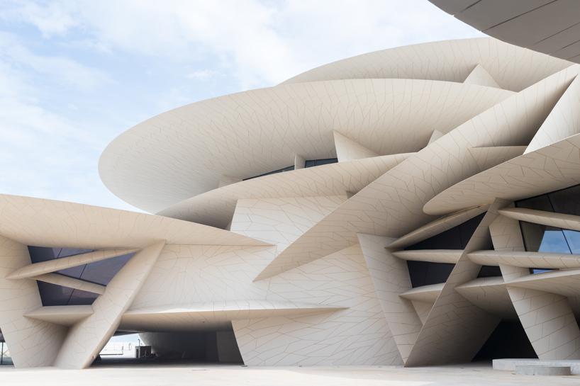 jean nouvel qatar national museum