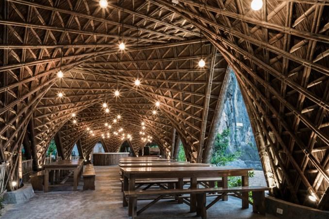 VTN architects castaway island