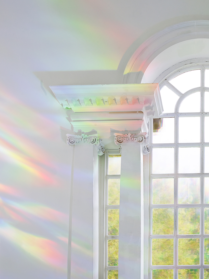 Kimsooja Quilts A Chapel With Iridescent Light And Sounds