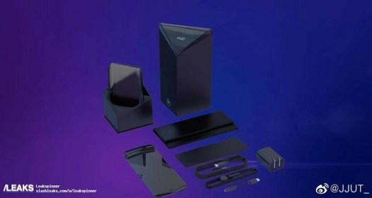 the eagerly anticipated foldable motorola RAZR V4 shown in leaked renders designboom