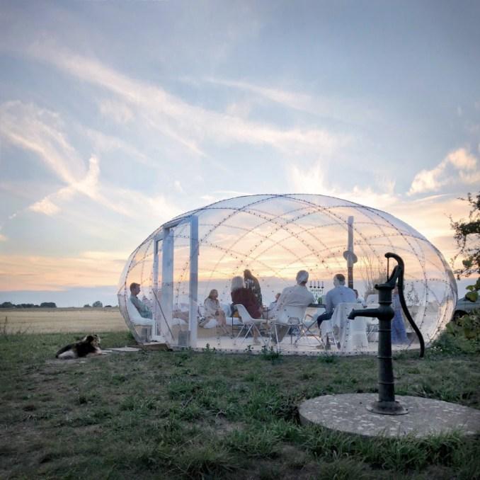kristoffer tejlgaard droplet pavilion