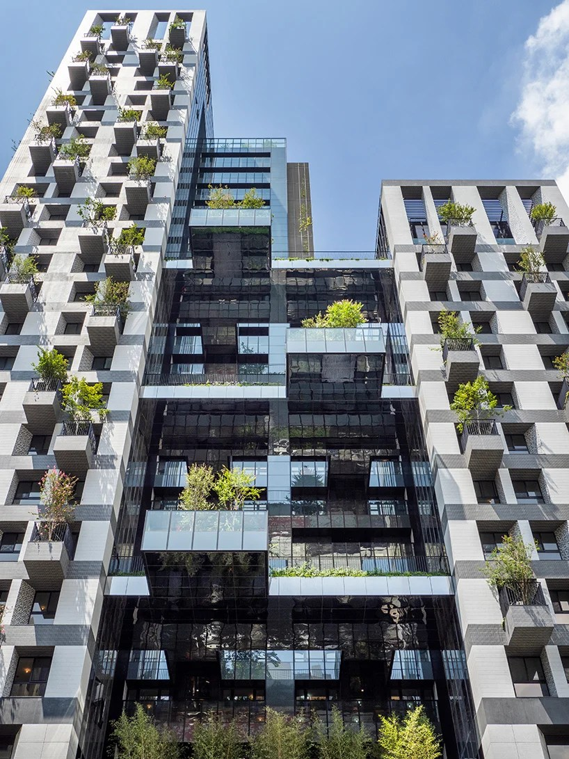 Woha Populates Sky Green Development With Trees And Plants