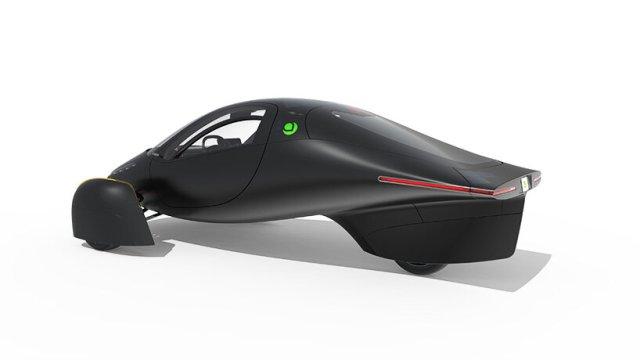 aptera's 3-wheeled solar energy vehicle is back on track