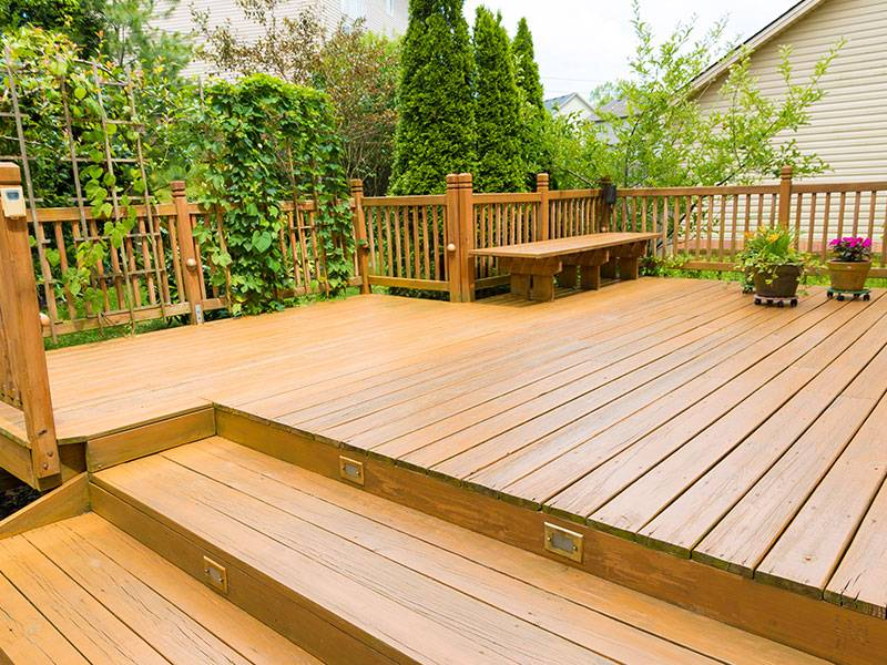 consider before you build a deck or patio