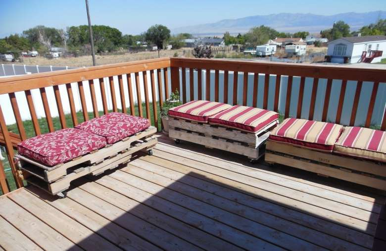 Come Costruire Poltrona Pallet How To Create Fantastic Armchair With Pallets