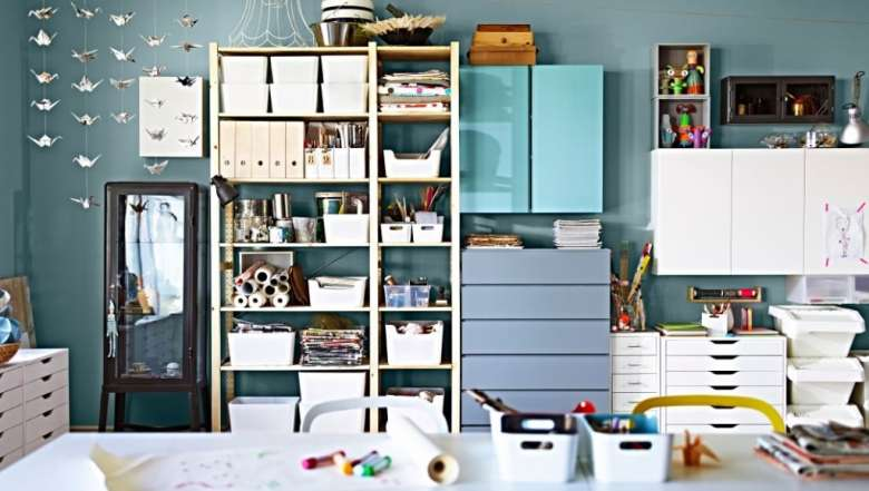 Ikea has become one of the most successful businesses, with 250 stores in 31 countries. Organizzare Un Ripostiglio Foto Design Mag