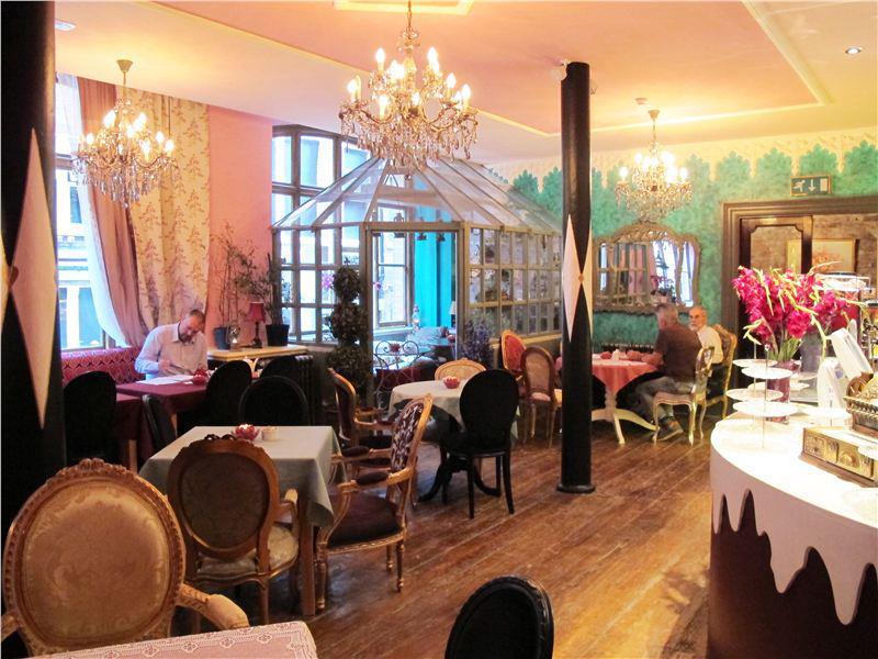 Richmond Tea Rooms Canal Street Manchester Bar Reviews DesignMyNight