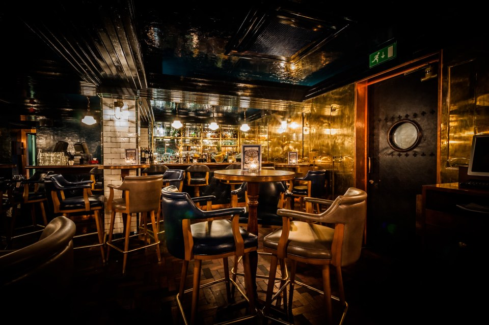 Best London Basement Bars Recommended Basement Bars In