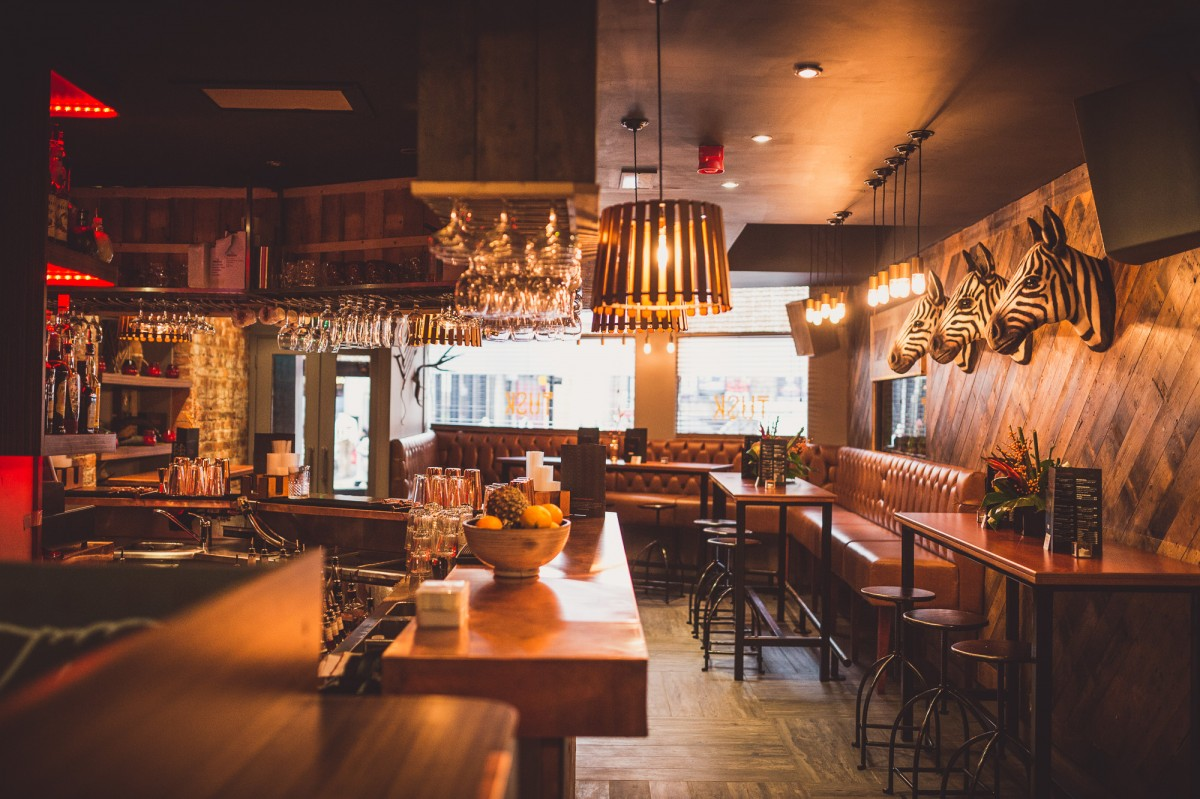 Tusk Northern Quarter Manchester Cocktail Bar Reviews