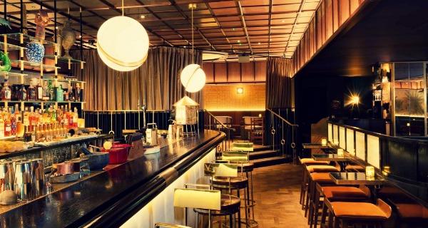 Oriole Smithfields Market London Bar Reviews DesignMyNight