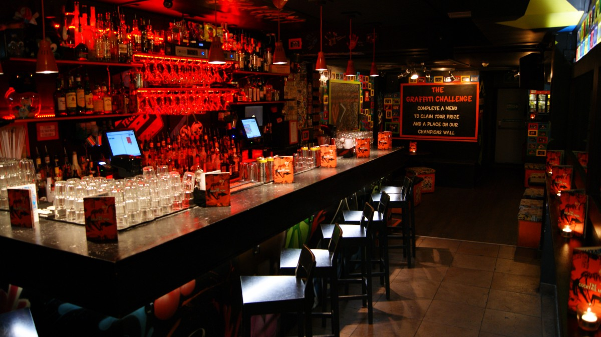Graffiti Bar Earlsfield London Bar Reviews DesignMyNight