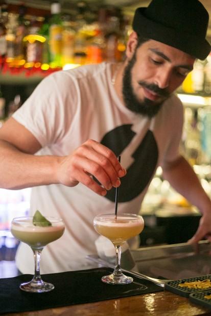 The Four Quarters Peckham London Bar Reviews DesignMyNight