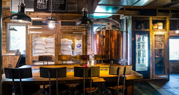 Brewhouse & Kitchen National Lager Day London Best places to drink lager