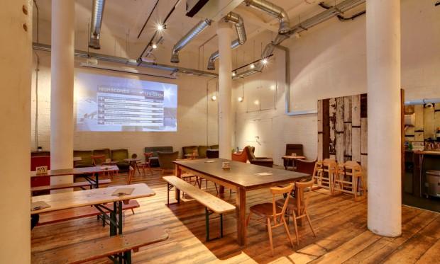 The Warehouse Whitechapel London Restaurant Reviews