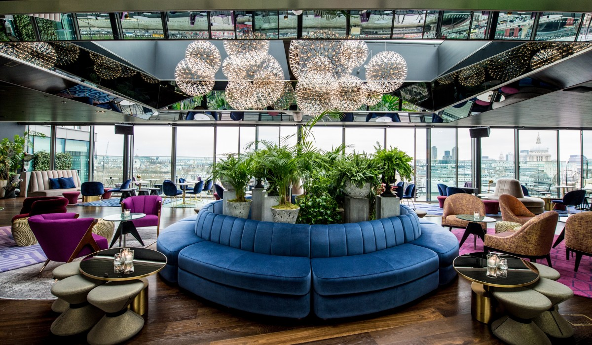 Rumpus Room Rooftop London Bar Reviews DesignMyNight