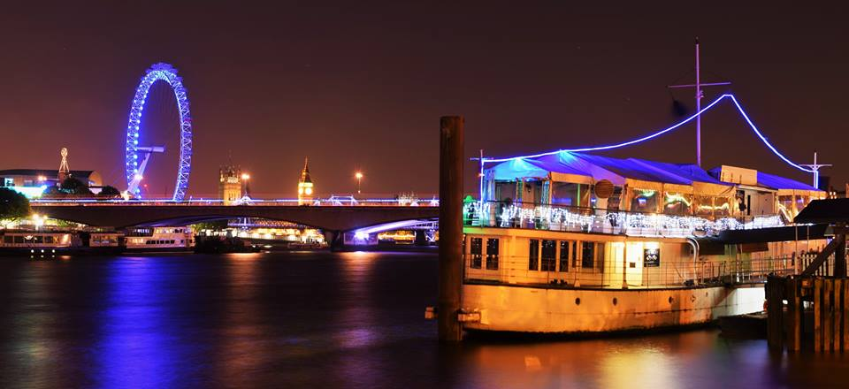 New Years Eve 2017 At The Yacht London Embankment