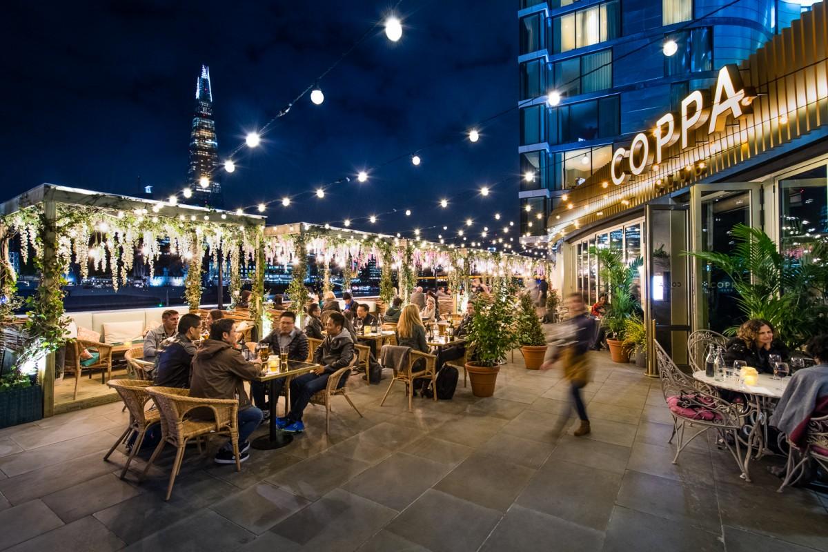 Where To Drink Outside In London Alfresco Drinking In