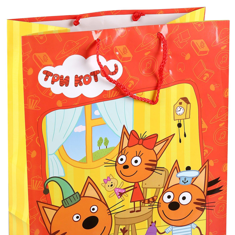 Пакет Играем вместе Три Кота 276897 - купить в интернет ...