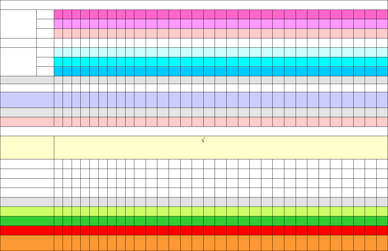 Daily Mood Chart In Word And Formats