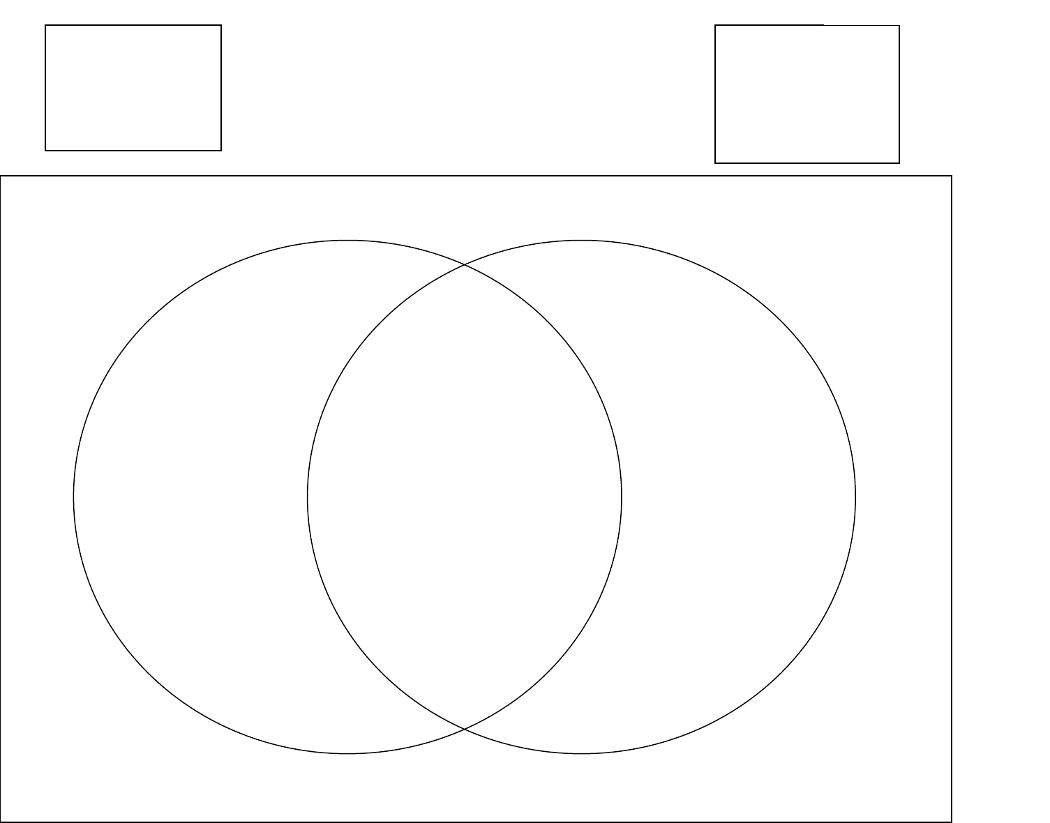 Venn Diagram Template In Word And Formats