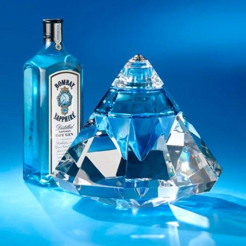 Revelation by Karim Rashid for Bombay Sapphire | Dezeen