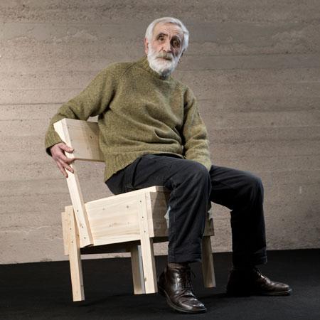 Enzo Mari Photo