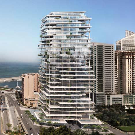 Herzog & de Meuron Beirut Terraces