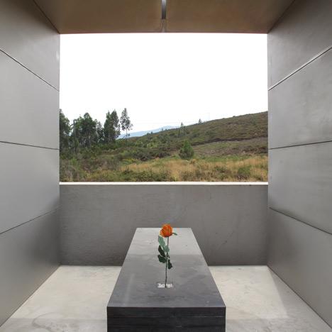 Family Tomb by Pedro Dias