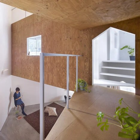 House in Fukawa by Suppose Design Office