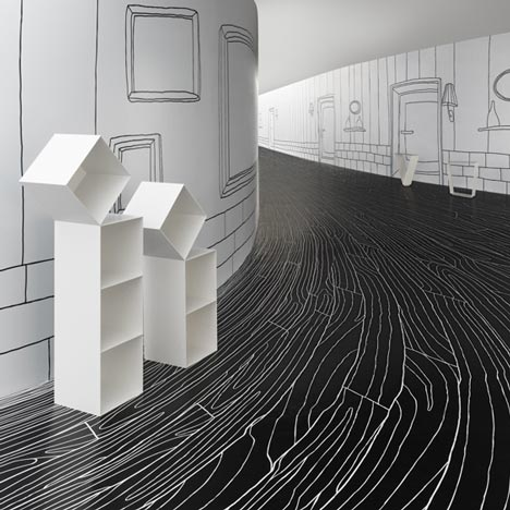 Solo Exhibition by Nendo