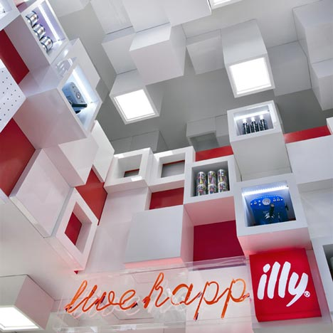 Illy Shop by Caterina Tiazzoldi