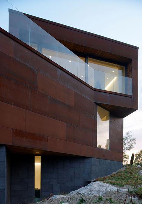 Villa Midgard by DPAstockholm