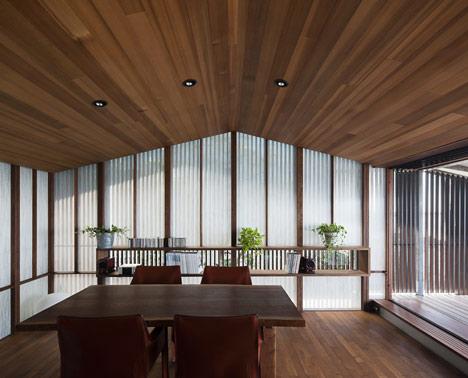 Maison japonaise,  Kazuhiko Kishimoto