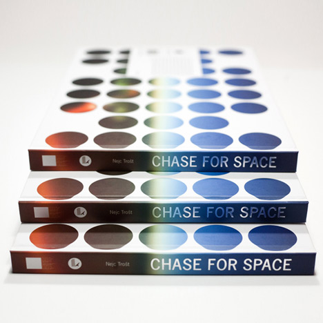 Competition five copies of Chase For Space to be won